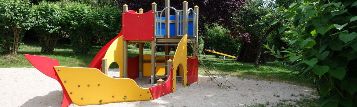 Schiff Kinderstube Brekendorf