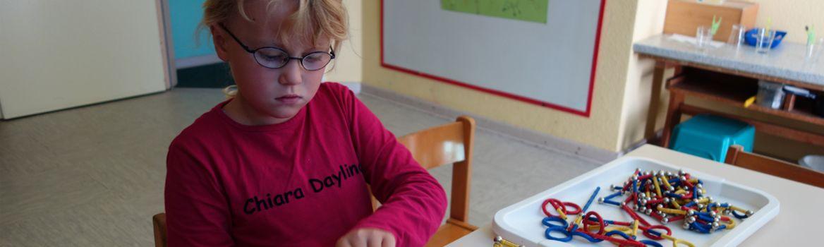 Spielen in der Kinderstube Brekendorf